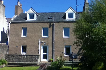 4 bedroomed cottage in Helmsdale - Helmsdale - Rumah
