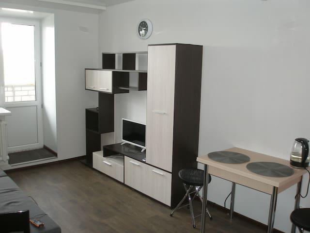 Apartments on Sudoremontnaya