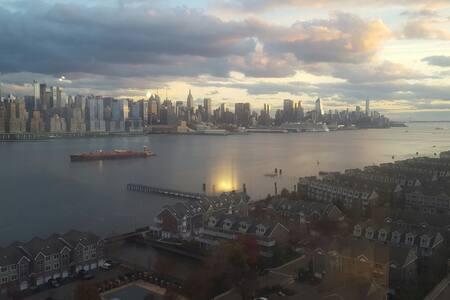 Amazing Breathtaking Views of NYC - Guttenberg