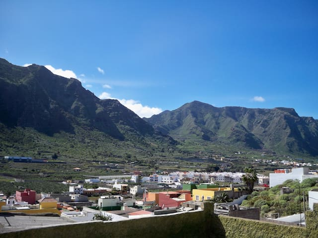 Casa cerca del mar y vista montaña - Las Canteras - Apartment
