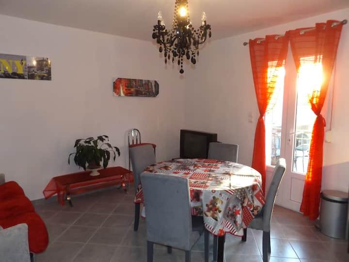 Appartement 4 personnes à Vergèze