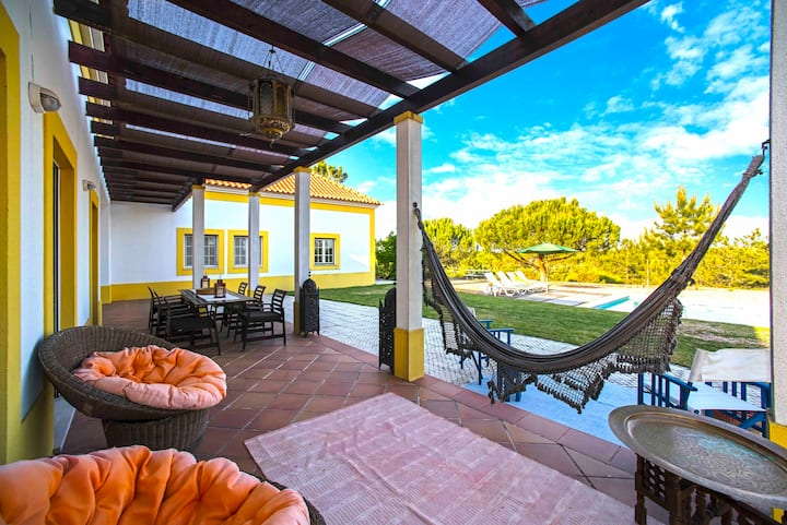 Lake Villa - safe vacation amidst Nature, Comporta