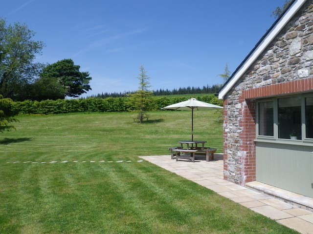 Our gardens are perfect for playing badminton, riding bikes or simply chilling in the sunshine.