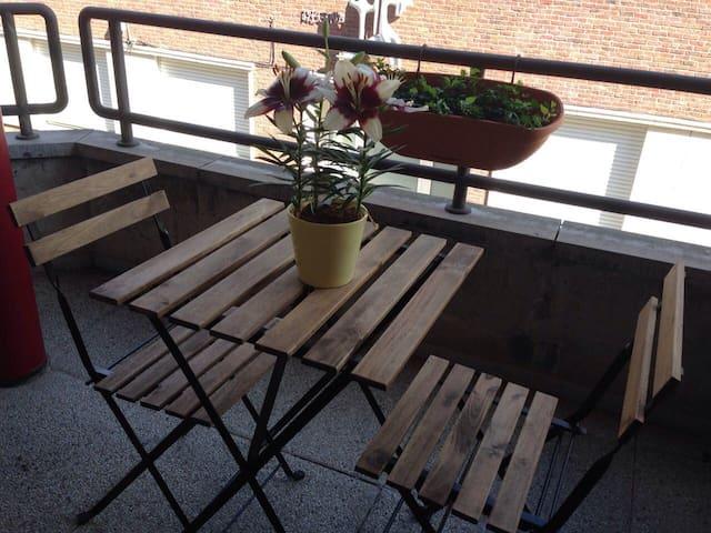 Cozy studio in the heart of Leuven :)