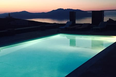 the pomegranate :quiet and romantic house - Míkonos