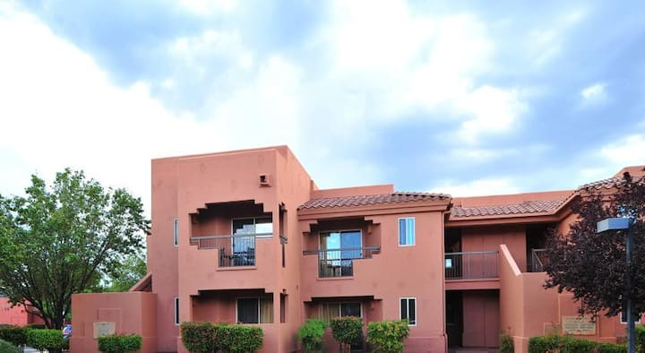 Sedona Summit- 1 bdrm single