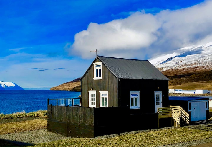 Vellir Grenivik beautiful Home with a View