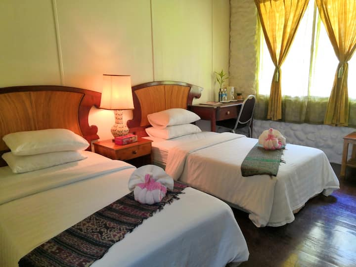 Balung River Eco Resort (superior room 1)