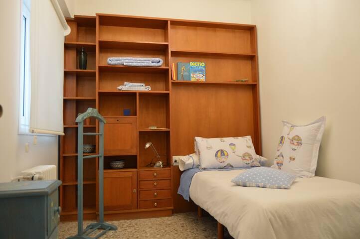 Dormitorio 3, cama 0,90