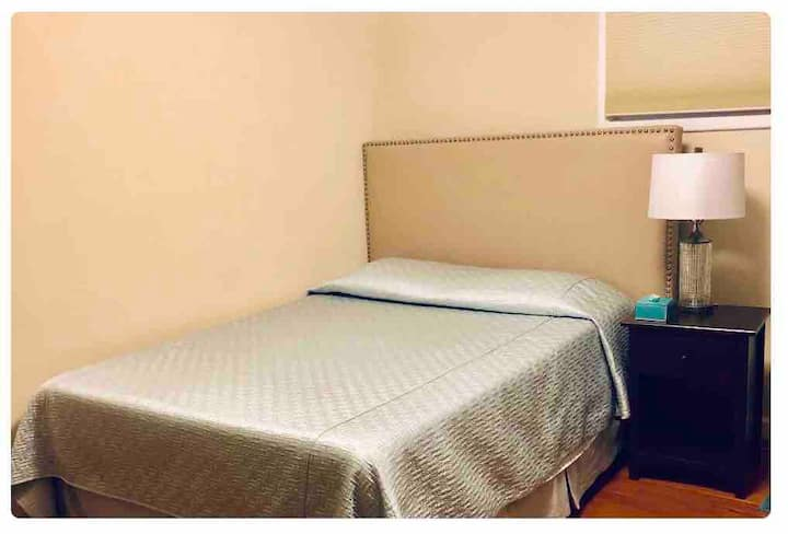 A Furnished Bedroom in Rockville, NIH/NCI/NIAID