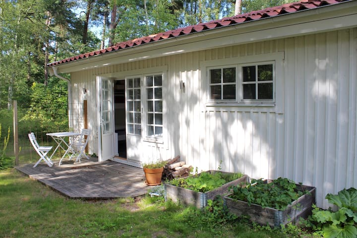 Modern cottage near the beach - Ystad - キャビン