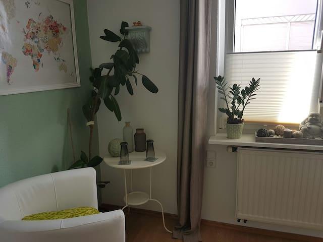 zentrales Zimmer 2 min zum See und in die Stadt - Friedrichshafen - Apartament