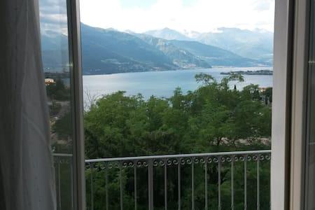 Casa La Meridiana Bellano Lago di Como - Bellano - Apartmen