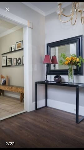 Room in Charming West End Home - Hartford