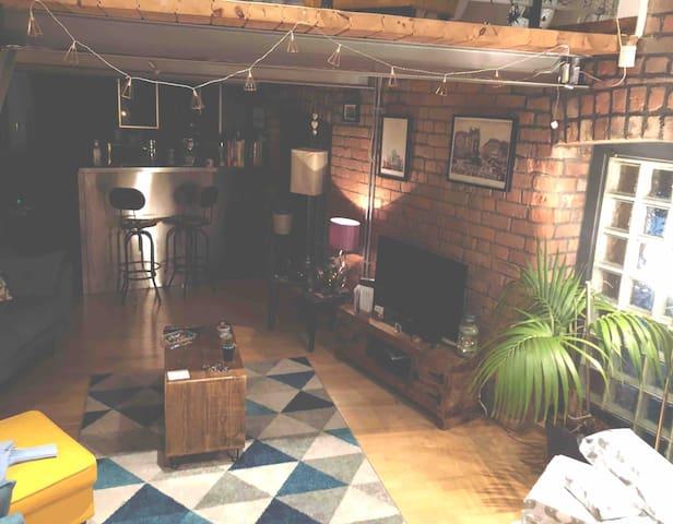 Private room, en-suite, perfect city cntr location