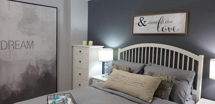 3. Grey Newly Renovated  - Double