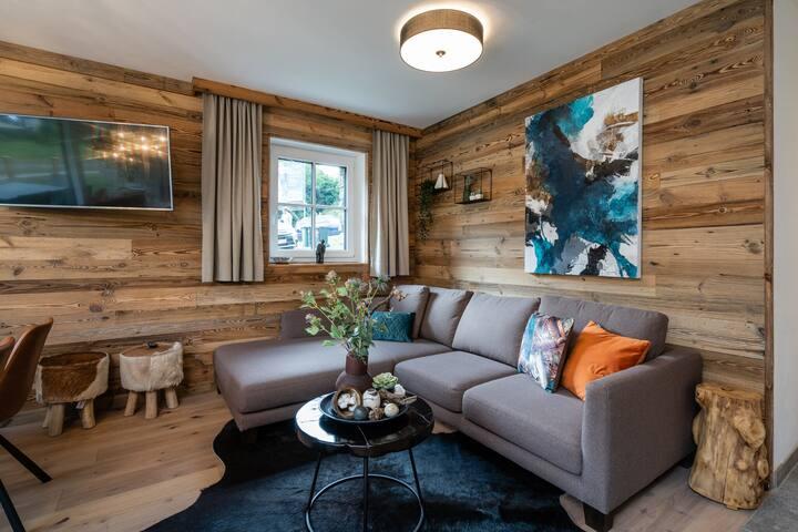 Luxury Holiday Home in Salzburg with Sauna