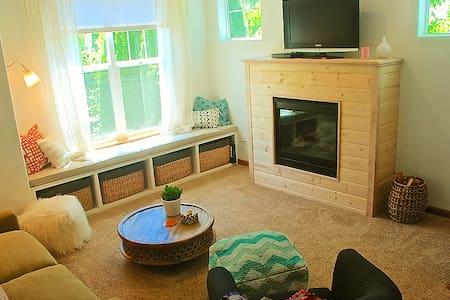 Warm Home in Heart of Inner Southeast Portland! - Portland - Townhouse
