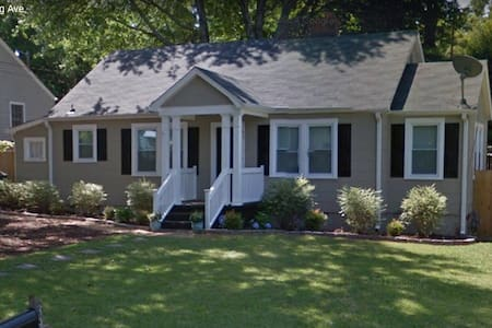 Charming 1950s corner lot home near downtown. - Greenville