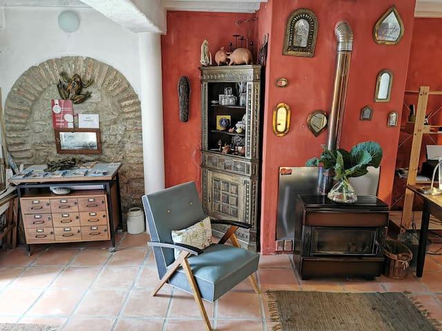 Bed in Mixed Shared Room - Hostel Argonauta