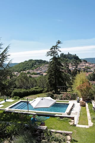Cottage Villa St Marc in Provence - Forcalquier - Lejlighed
