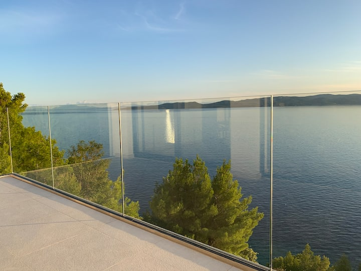 Villa The View - luxury flat with pool - unit 2
