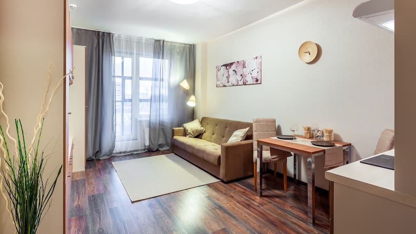 Studio Apartment in Prima Apart-Hotel