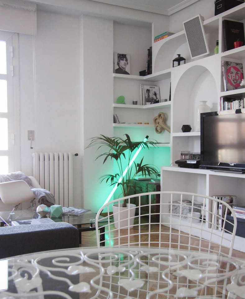 Salón/comedor     Living room