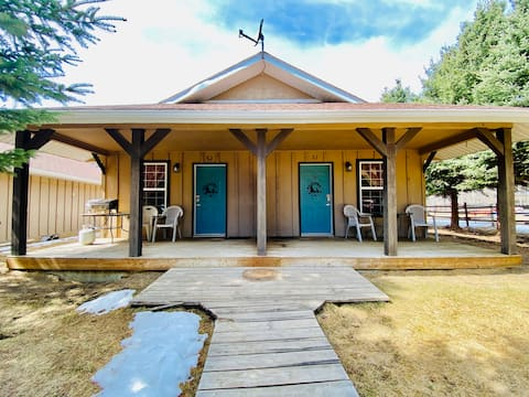 Cow Lake Cabins #8