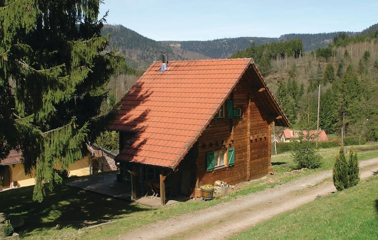 Holiday cottage with 3 bedrooms on 70m² in Saulxures