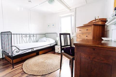 Helles Zimmer in Ditzingen-City mit eigenem Bad
