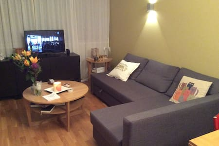 Quiet and cosy with parking - Kópavogur - Apartmen