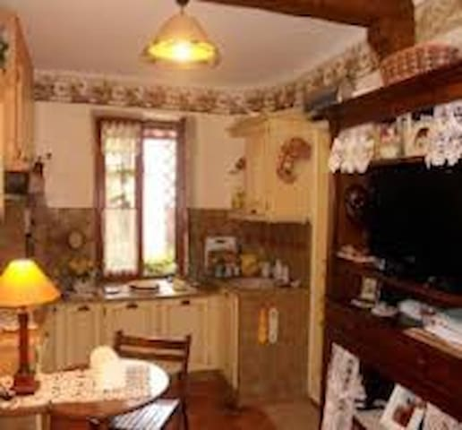 Week end, vacanze romantiche in Langhe, Piemonte - Mango - Apartament