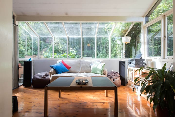 Gorgeous private room with twin aspect views. - Greenwich - Talo