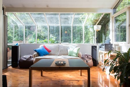 Gorgeous private room with twin aspect views. - Greenwich