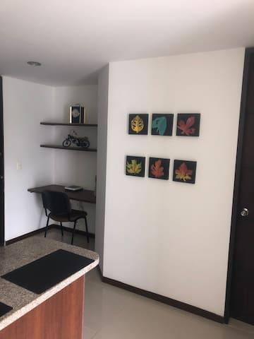 Lindo y acogedor apartamento entero