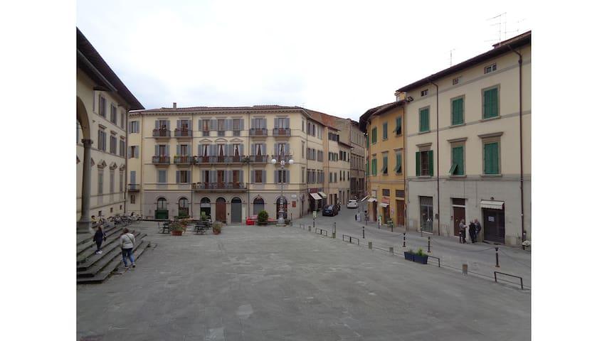 Primi '900 - Arezzo - Departamento