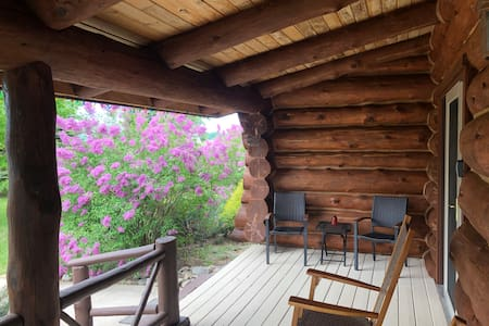 Charlevoix's Beautiful Log Home