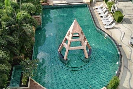 CLUB ROYAL STUDIO 604 ALL INCLUDED - Muang Pattaya - Apartmen