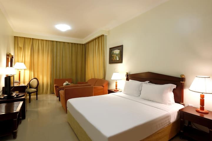 SPACIOUS ROOM AT ONLY 3,500 QAR / MONTH