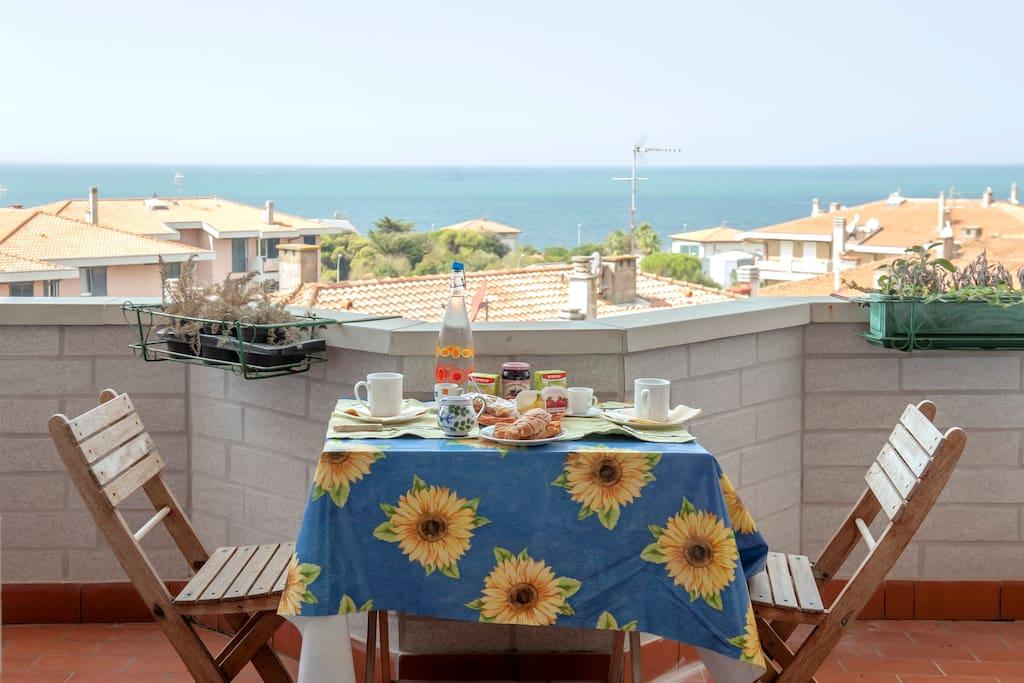 Casa anna enchanting seaview rooms bed and breakfasts for Tassa di soggiorno siena