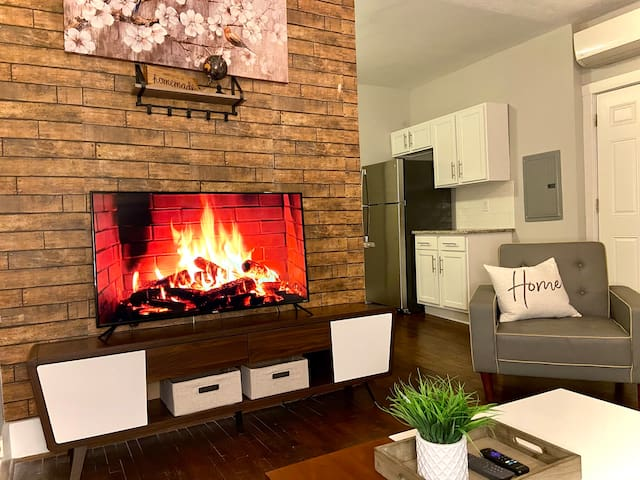 NEW! Cozy Apt w/ Private Entrance, in Midtown!!
