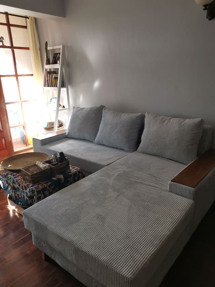 Lovely homey room in the best location in Kampala!