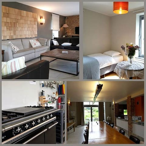 Home & Breakfast Ardennes - Gedinne - วิลล่า