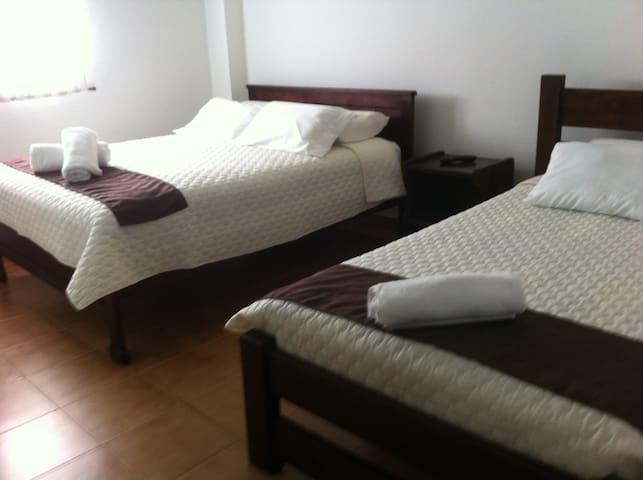 Posada Saquenzipa 4 - Villa de Leyva - Bed & Breakfast