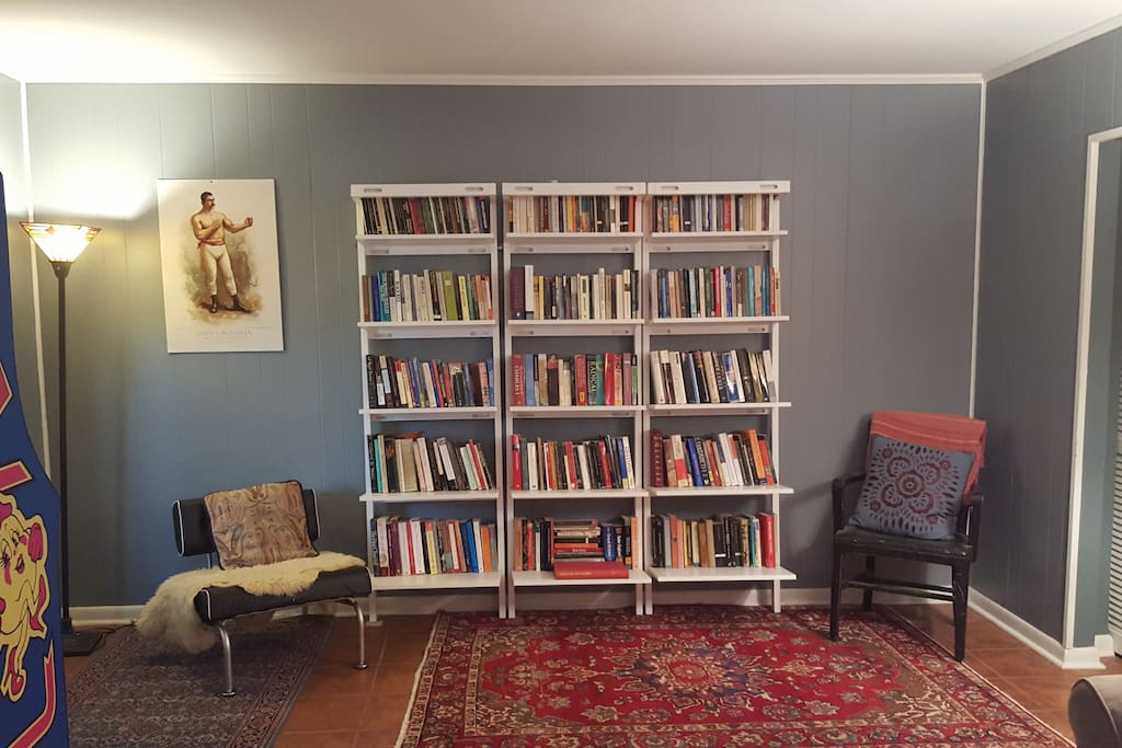 Enjoy our library