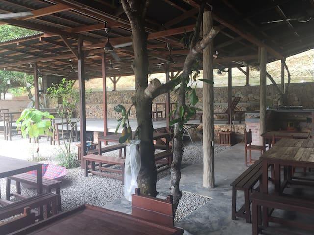 Private open space