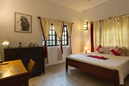 Furnished Room with all facilities of a Resort.