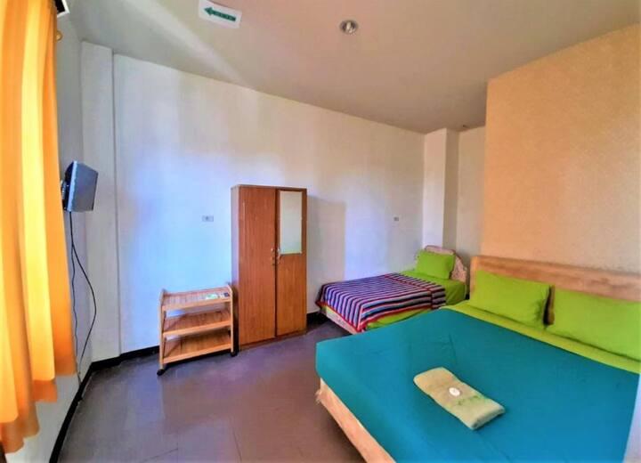 Family Room at Wisma Hulubalang