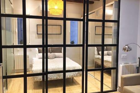 Estudio moderno barrio Salamanca - Madrid - Appartement